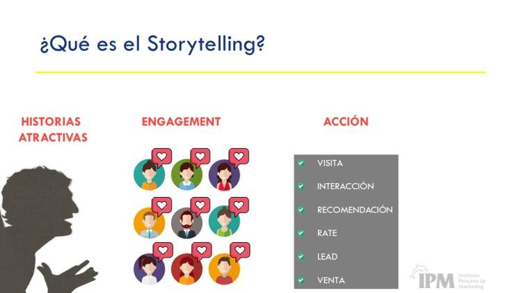 16 qué es storytelling