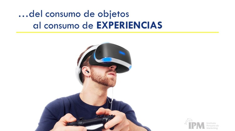 5 consumo de experiencias